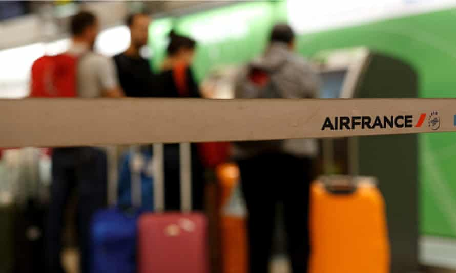 Suspected Ebola Case on Air France Plane At Madrid Airport