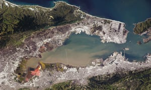 """Much of the densely built-up waterfront around San Francisco sits on landfill, often a blend of rubble and sediment dragged up from the bay,"" says Hadfield. ""In a major earthquake, landfill is more prone to liquefaction than bedrock: it behaves like a liquid, shaking far more severely, and is more likely to give way altogether."""