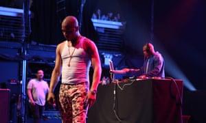 Rapper TI performing in New York in September.