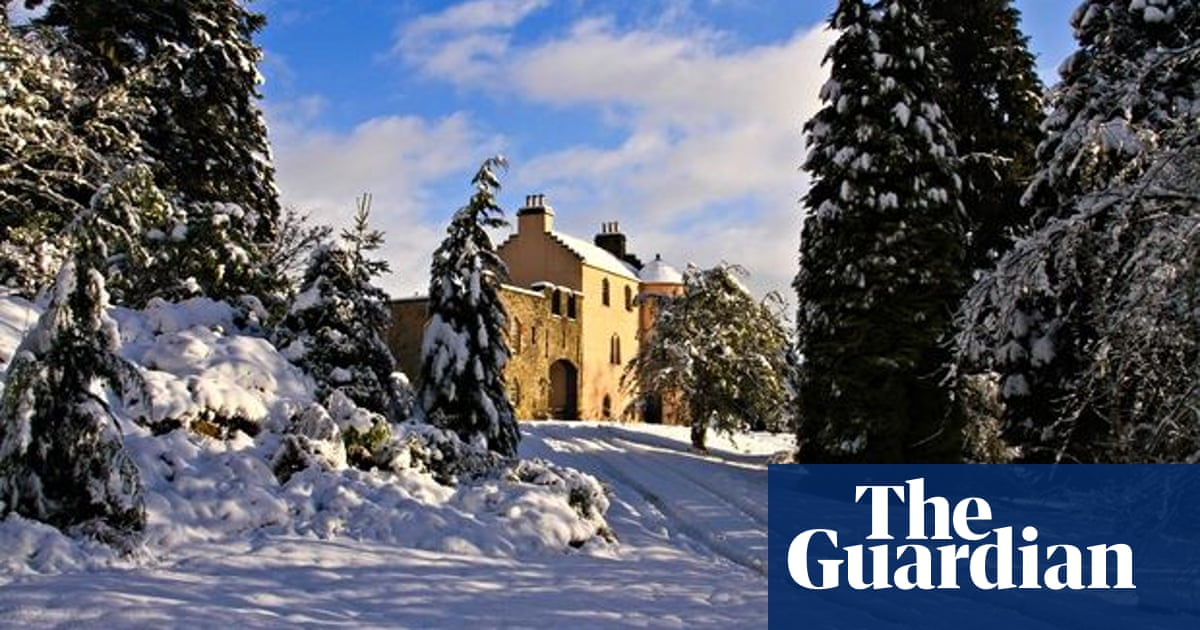 England Christmas Snow.20 Houses To Rent For Christmas And New Year In England
