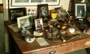 Roald Dahl shed