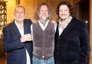 Observer Food Monthly Awards 2014 Party Gallery
