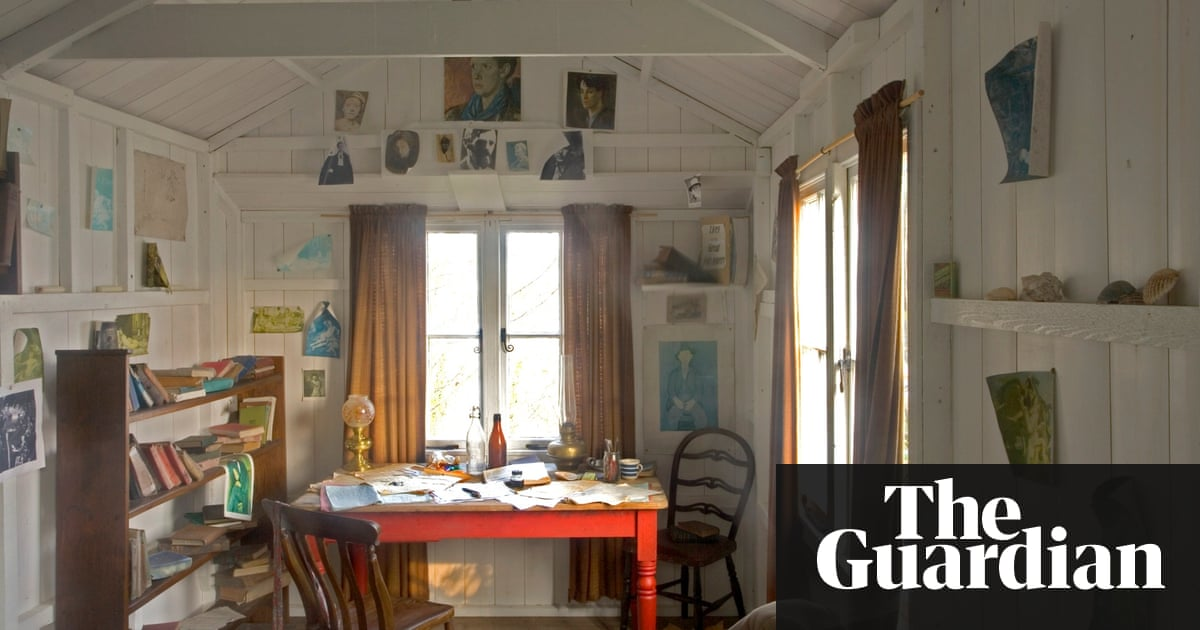 Best writers\' sheds – in pictures | Books | The Guardian