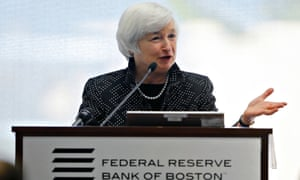 Janet Yellen speaking at the Federal Reserve Bank of Boston Economic Conference on Inequality of Economic Opportunity today.