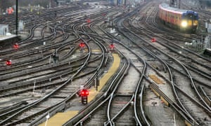 Clapham Junction in south London