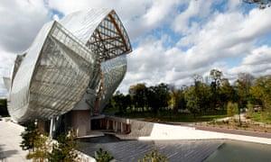 France - Louis Vuitton Foundation