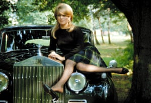 Deneuve in 1965