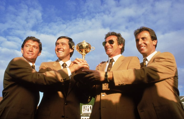 Seve Ballesteros In 1981 From Ryder Cup Reject To Matchplay