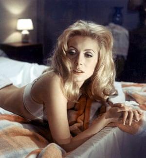 Catherine Deneuve in Belle de Jour' - 1967 Luis Bunuel