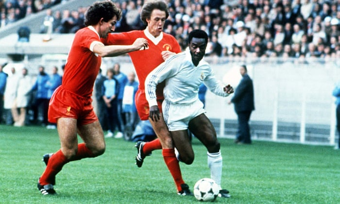 Image result for liverpool real madrid 1981
