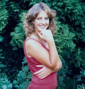 Julie Myerson as an au pair in 1979