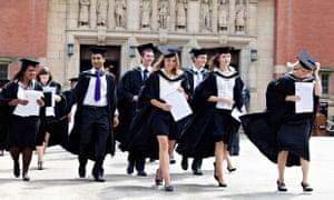 Birmingham university graduates