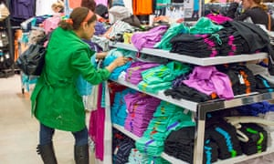 'Even if Primark had existed when I was younger, I couldn't have afforded much anyway'