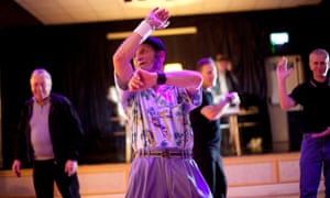 People dance to northern soul