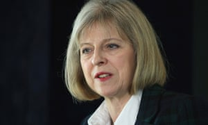 Theresa May's Home Office set staff a target for asylum refusals.