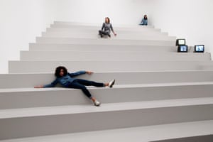 Maria Hassabi's Intermission, Framed Movements, ACCA