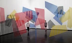 Framed Movements 13, ACCA, Melbourne