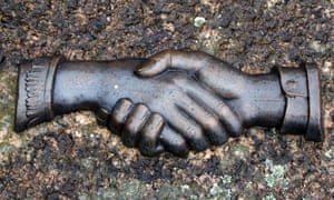 handshake shadow