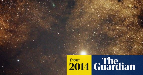Comet Siding Spring set to have rare near miss with Mars