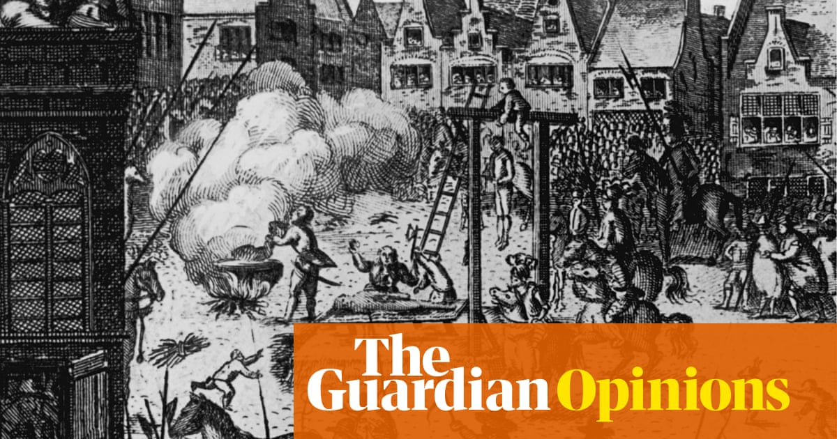 Prosecuting the new medievalists with medieval treason laws