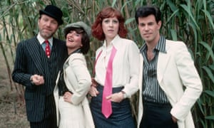 The Manhattan Transfer in the late 1970s.