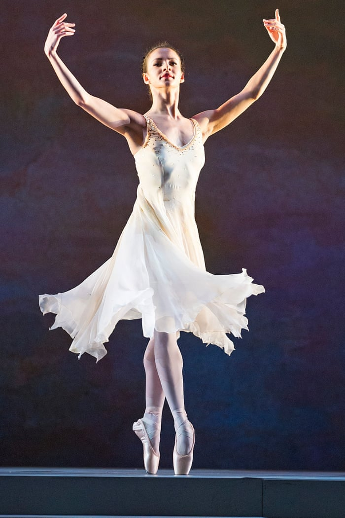 cad4ac9b0 Francesca Hayward  the next great British ballerina