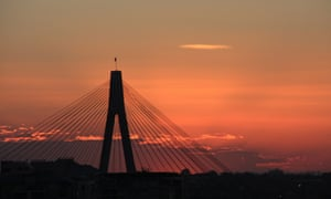 Anzac Bridge, Observatory Hill