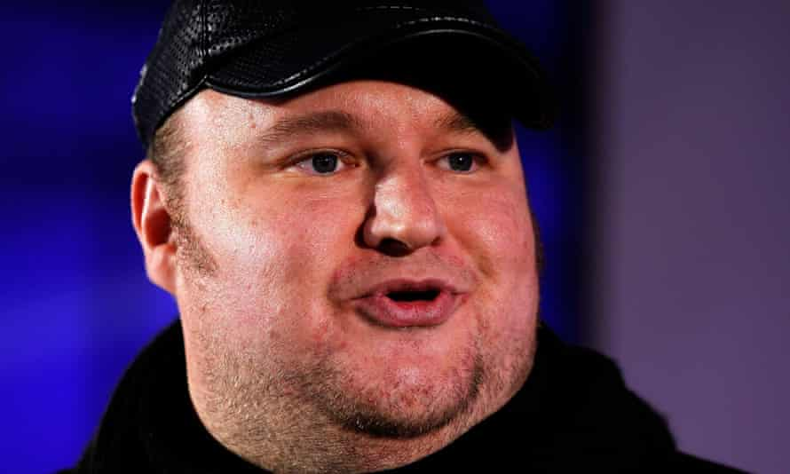 Kim Dotcom claims he was holding Baboom back due to his reputation within the music industry.
