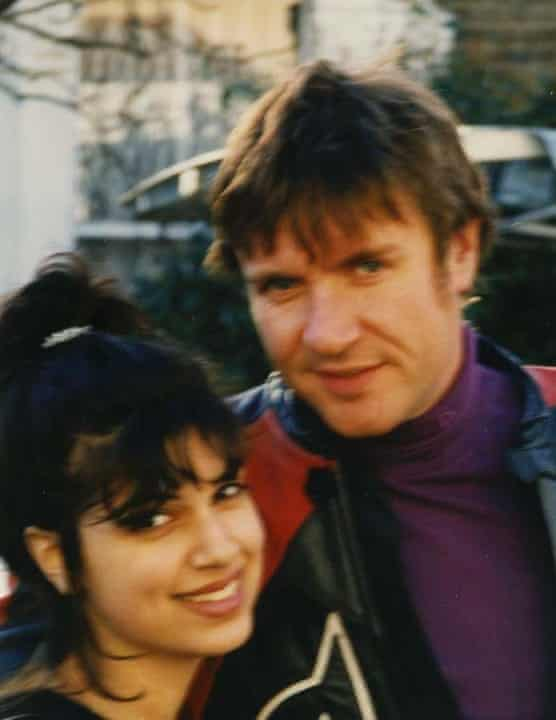Ariane Sherine and Simon Le Bon
