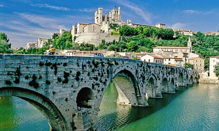 The ancient Languedoc city of Beziers is one of the oldest in France