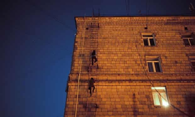 Roofers Moscow