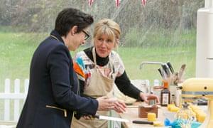 The Great British Bake Off :  Nancy, Sue Perkins © Love Productions - Photographer: Mark Bourdillon