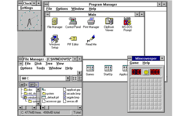 ms dos win 7
