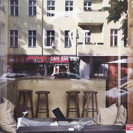 Instagram Berlin: Cafe Bar List