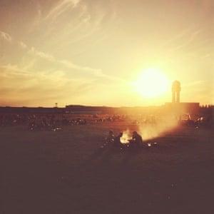 Instagram Berlin: Tempelhofer Field