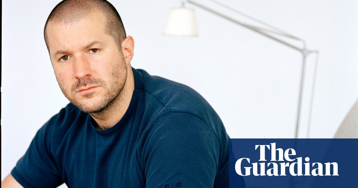 Apple Watch Designer Jonathan Ive Described As The Future In Vogue