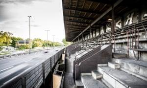 Avus Grandstand Berlin