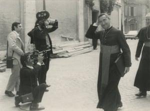 Avelar Brandao Vilela, Brazilian Cardinal of the Roman Catholic Church, 1970s.