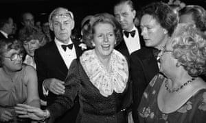 Thatcher in Brighton