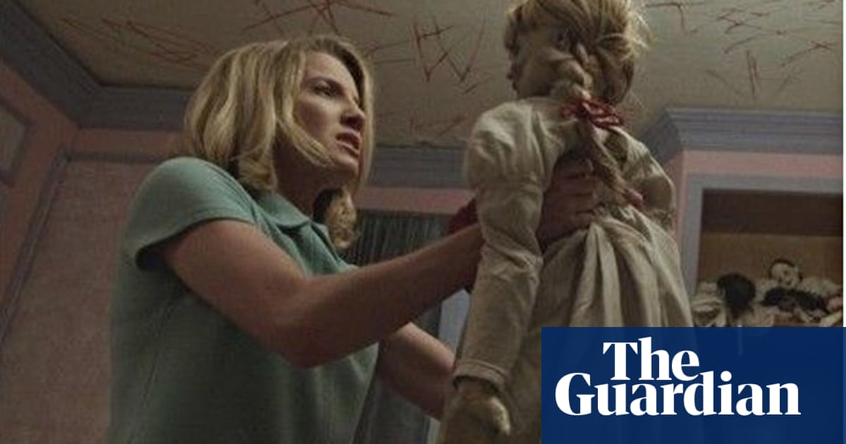 Global Box Office Horror Spin Off Annabelle Gives Asia Satanic Panic Film The Guardian