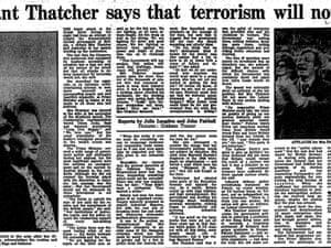 Guardian, 13 October 1984, p4
