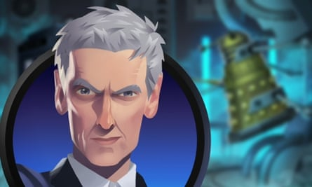 The Doctor and the Dalek wants to help children learn programming skills.
