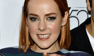 Jena Malone attends at the Time Out of Mind premiere in New York in October.