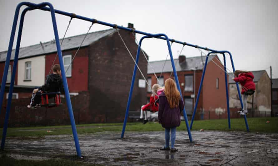 Manchester child poverty