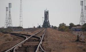 Baikonur EurasiaNet.org