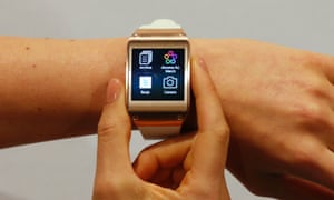 Smartwatches like Samsung's Galaxy Gear range could be a new opportunity for games.