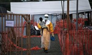 MSF worker Liberia