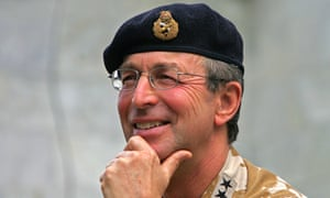 General David Richards in 2006 … unpopular with his bosses.