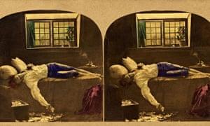 Michael Burr's The Death of Chatterton c1861