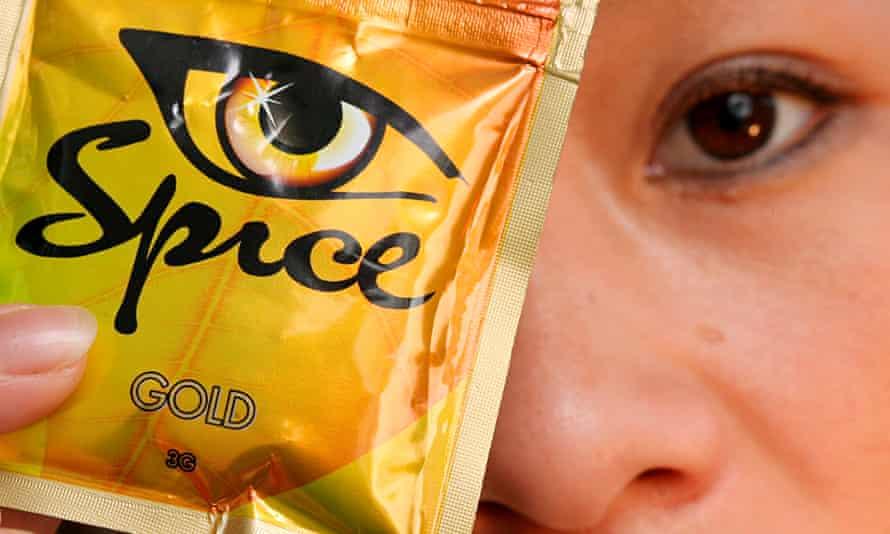 The drug Spice